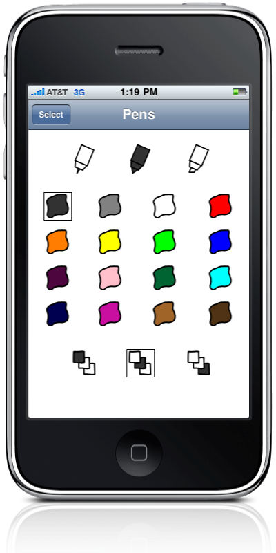 cartoon colores