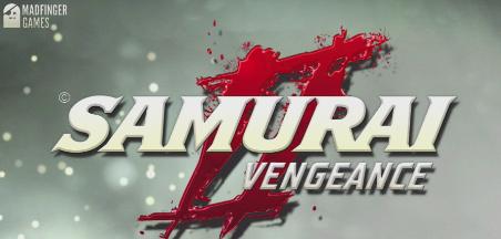 Portada Samurai 2