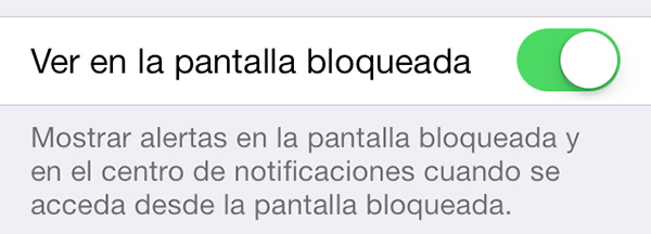 Ocultar SMS - iMessage Pantalla iPhone