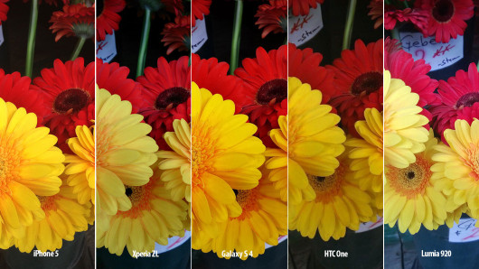 Comparativa camara iPhone vs S4 - 1