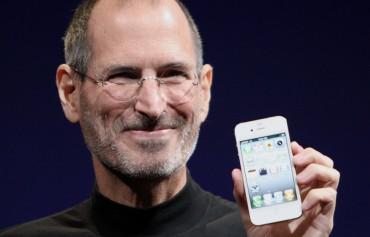 iPhone 4 Steve Jobs