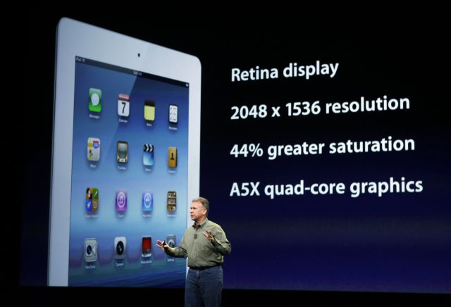 Apple iPad Retina Display