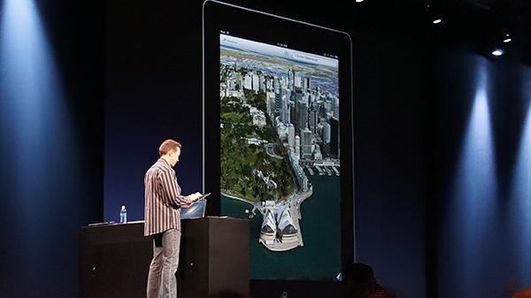 FlyOver California Mapas iOS