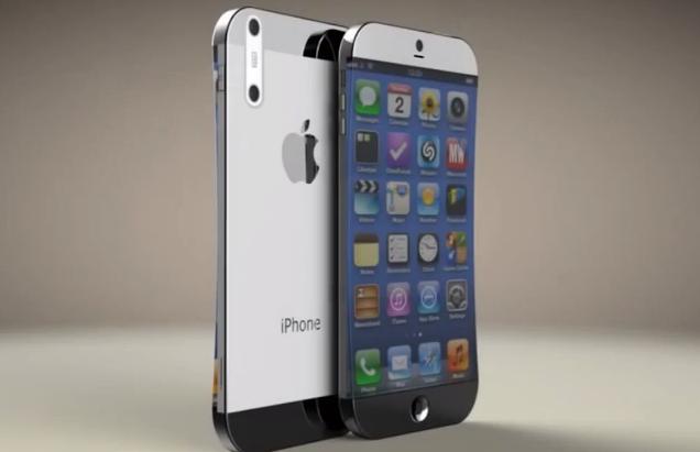 iPhone 6 3D Camera Concept