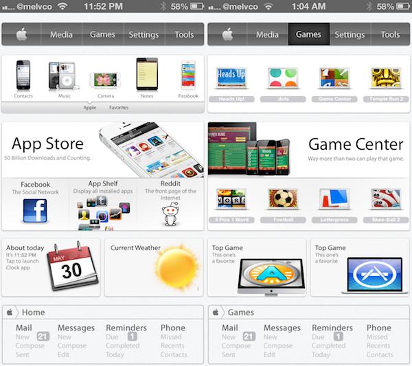 Apple Web OS