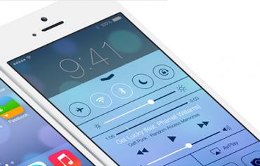 Control Centrer iPhone
