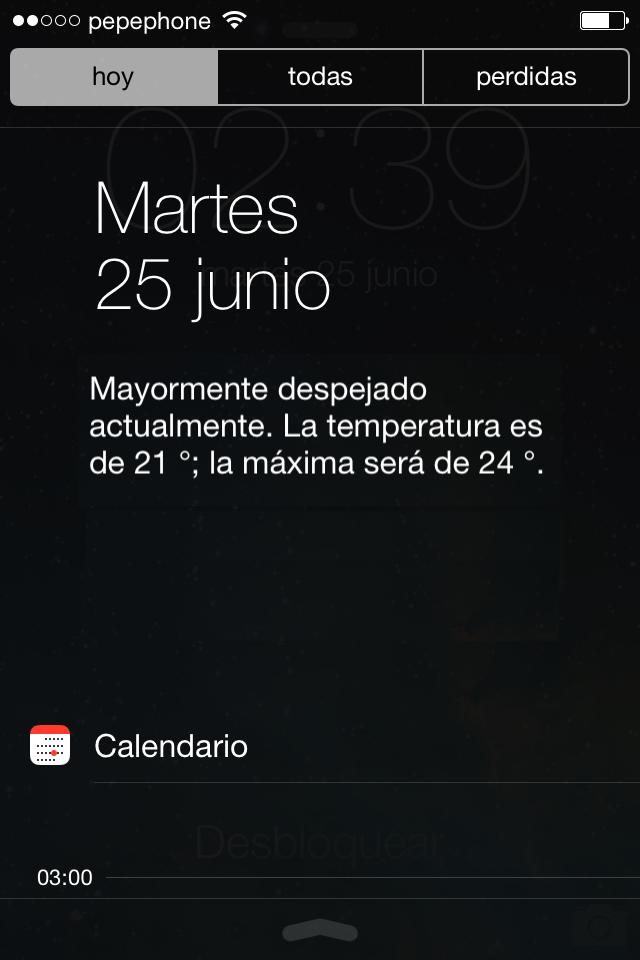 iOS 7 Beta - Novedades 4