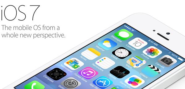 iOS 7 Mobile OS
