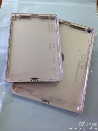 iPad mini 2 y iPad 5 - Carcasa back