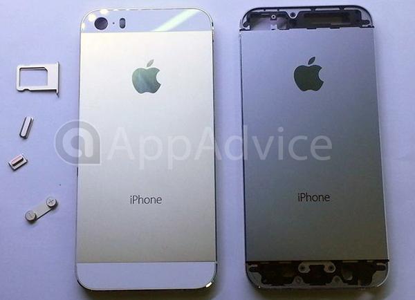 iPhone 5S Oro vs iPhone 5S Negro