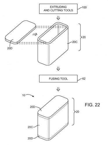 iPhone Cristal Patente - 1