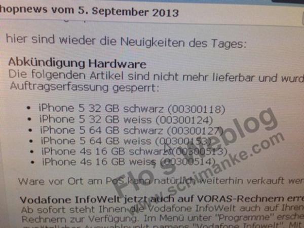 Documento Recorte Ventas iPhone 5