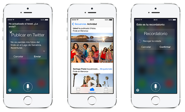 Siri Sale de Beta con iOS 7 - 3