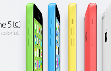 iPhone 5C - Colorful
