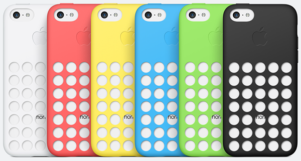 iPhone 5c Fundas Apple