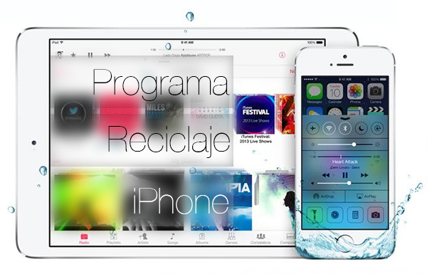 Apple Cambia iPhone Mojados