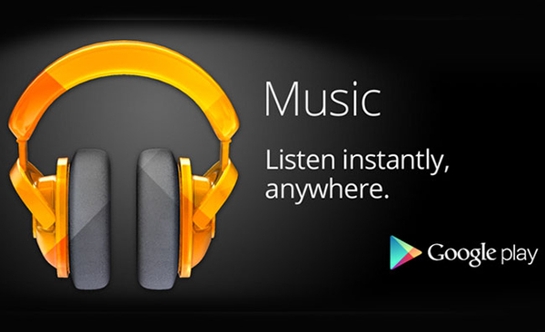 Google Play Music - Listen Instantly