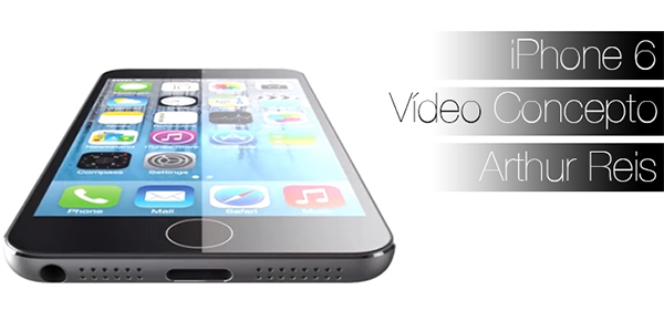 iPhone 6 Video Concepto Arthur Reis