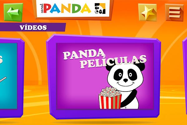 Canal Panda - Peliculas