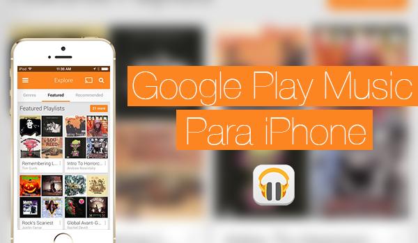 Google Play Music - Logo