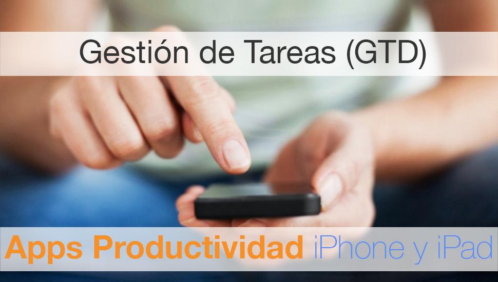 Apps Productividad - GTD