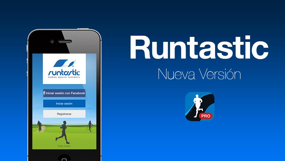 Runtastic - Nueva Version