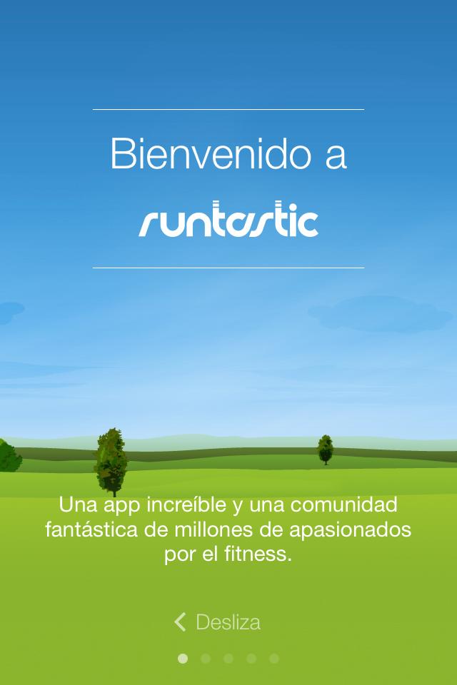 Runtastic - screenshot 2
