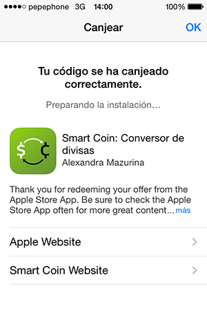 Smart Coin - Gratis App Apple Store