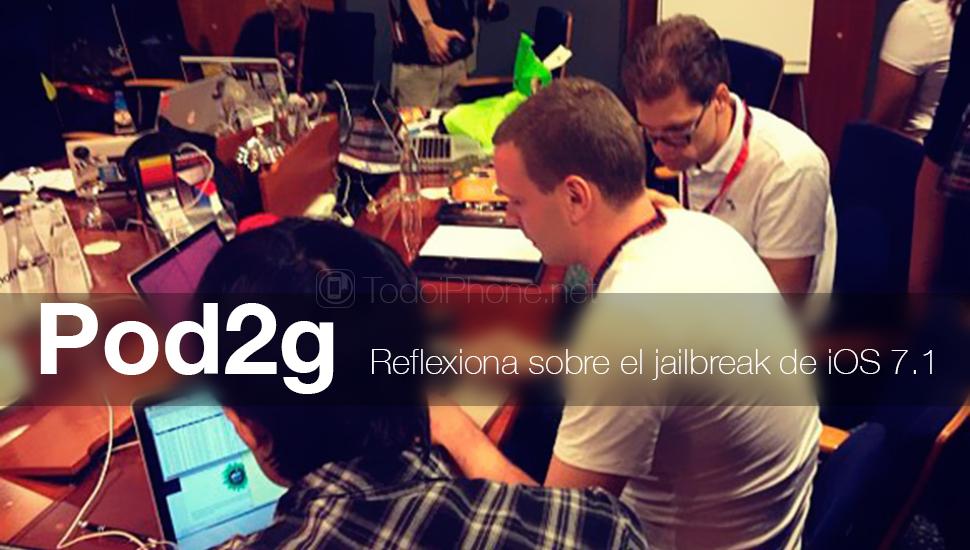 Pod2g Reflexiona Jailbreak iOS 7.1