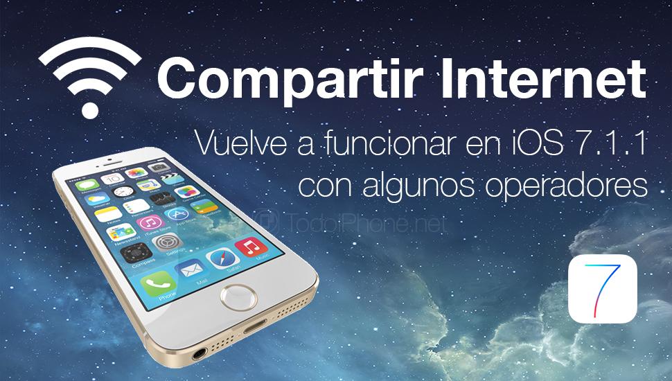 iOS-7.1.1-Compartir-Internet-Funciona