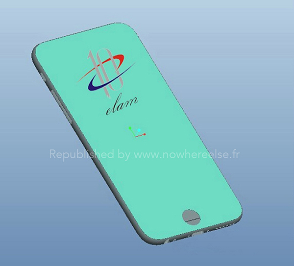iPhone 6 Funda Confirma Forma - Prototipo