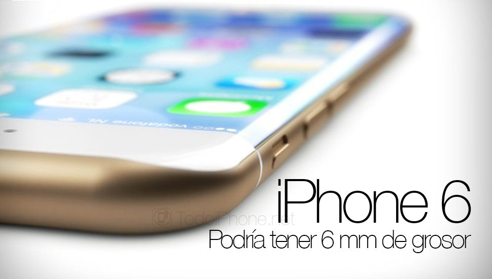 iPhone-6-grosor-6-mm