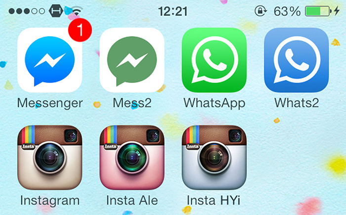 Dos-Cuentas-WhatsApp-Mismo-iPhone