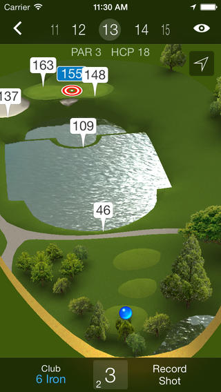 Fun-Golf-GPS-3D-screenshot-1