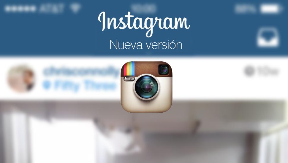 Instagram-nueva-version
