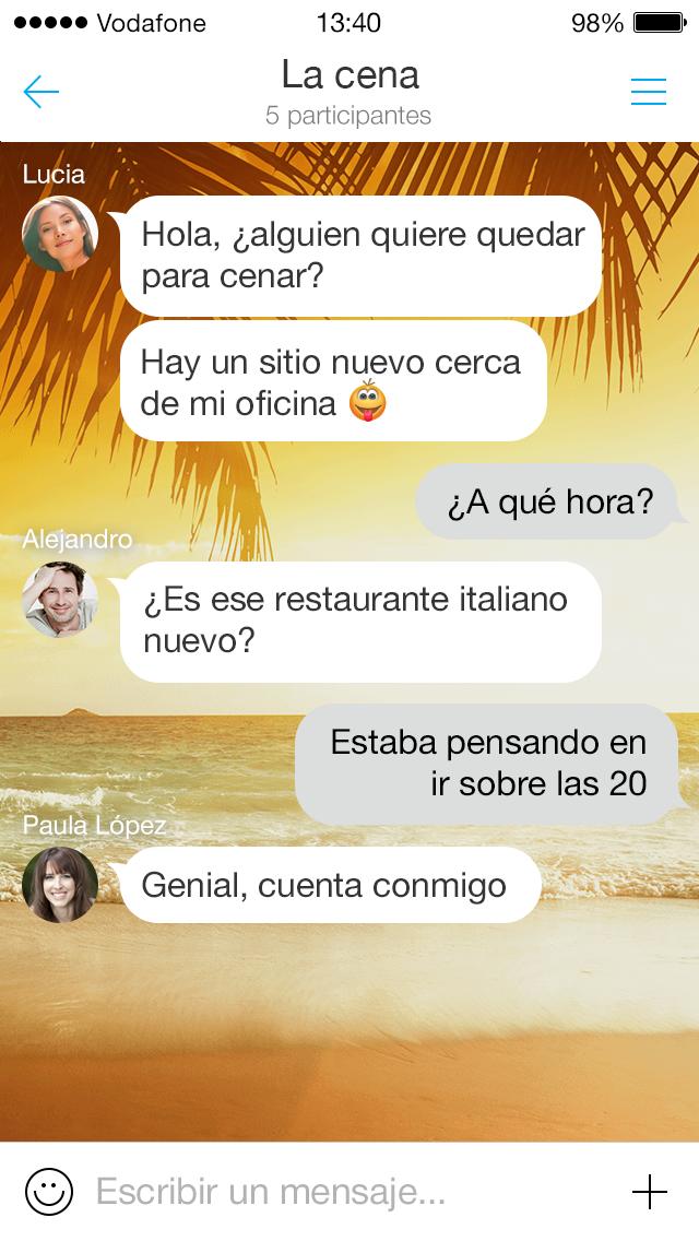 myChat-Groupchats