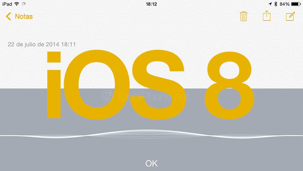 iOS-8-Dictado-Voz