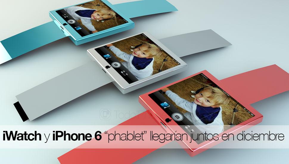 iwatch-iphone-6-lanzamiento-diciembre