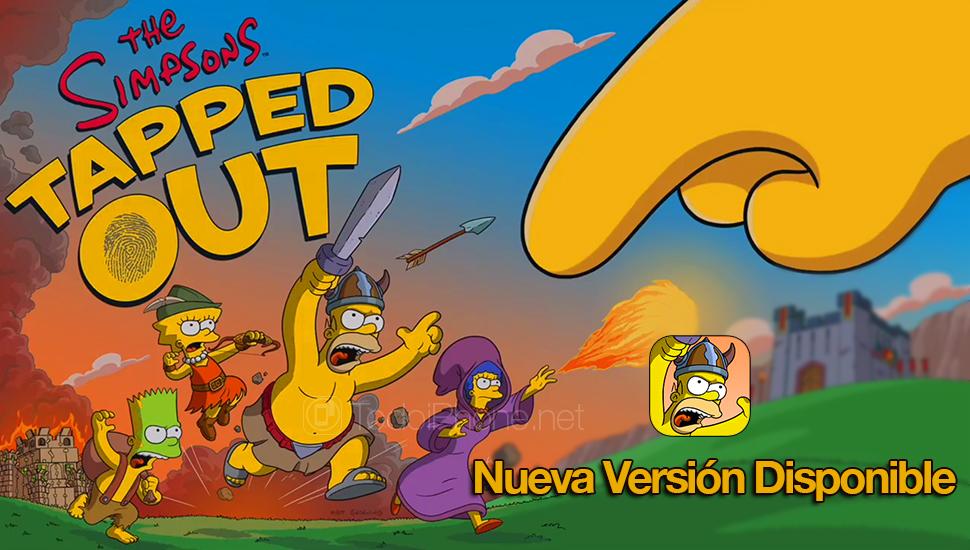 Los-Simpsons-Springfiled-Medieval