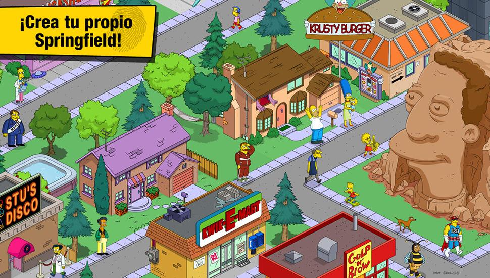 Los-Simpsons-Springfiled-screenshot
