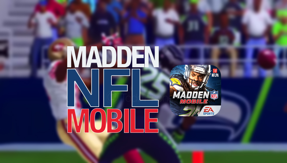 Madden NFL Mobile de EA, disponible para iPhone y iPad