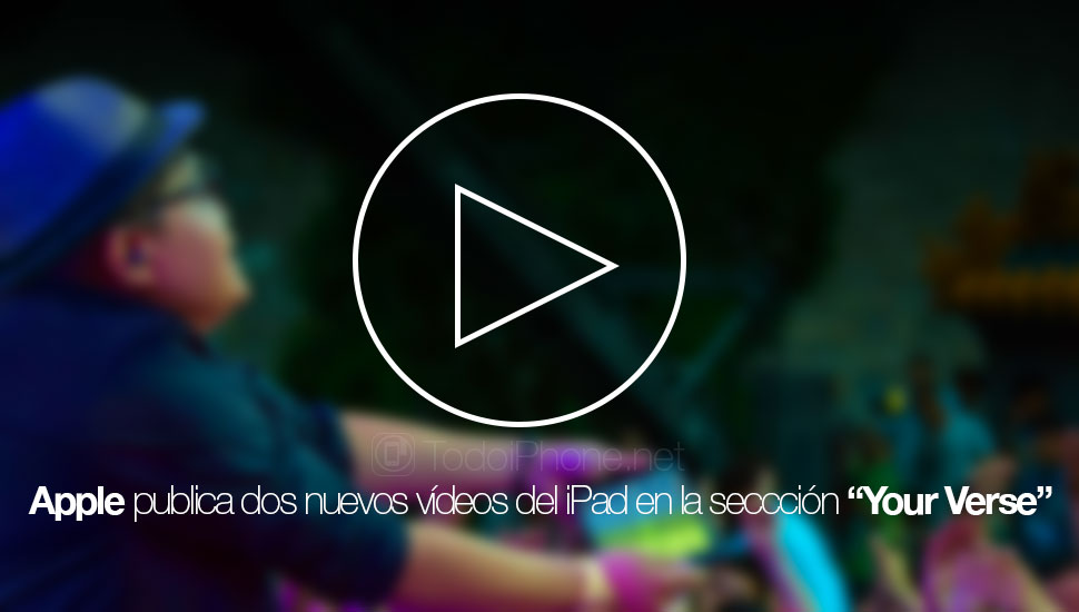 iPad-Air-Your-Verse-Video