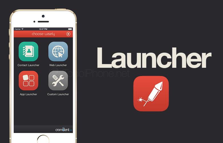 Launcher-iPhone-iPad