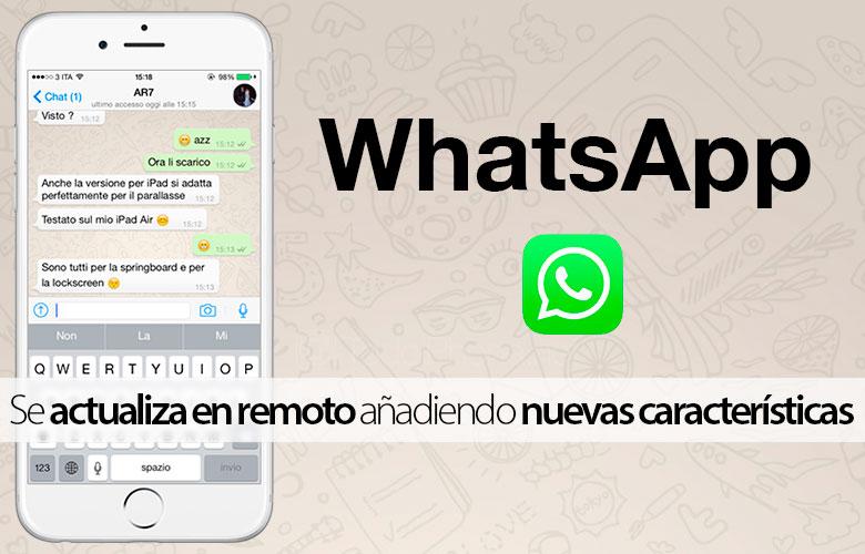 WhatsApp-Actualiza-Remoto-Nuevas-Caracteristicas