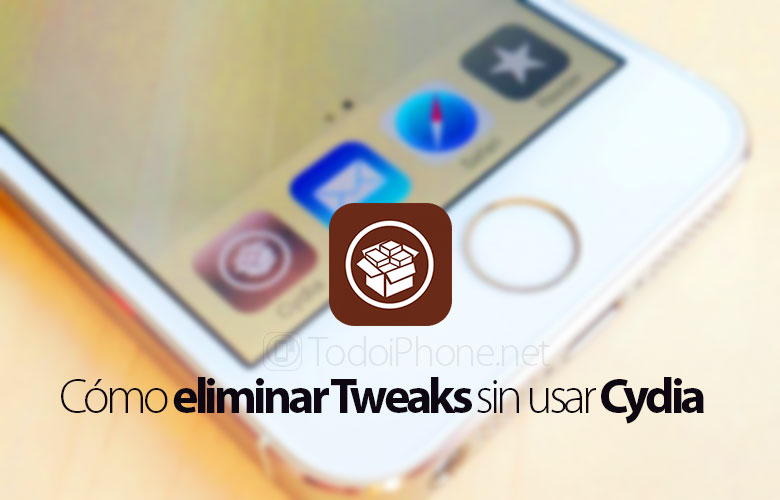 eliminar-borrar-tweaks-iphone-ipad-sin-usar-cydia