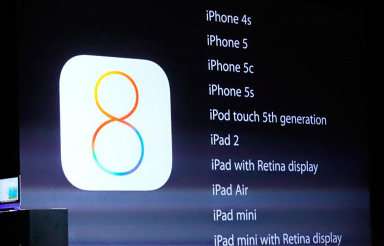 iOS-8-Dispositivos-Compatibles