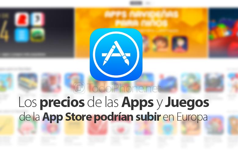 aplicaciones-juegos-app-store-subir-precio-europa