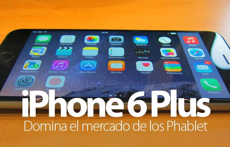 ventas-iphone-6-plus-dominan-mercado-phablet