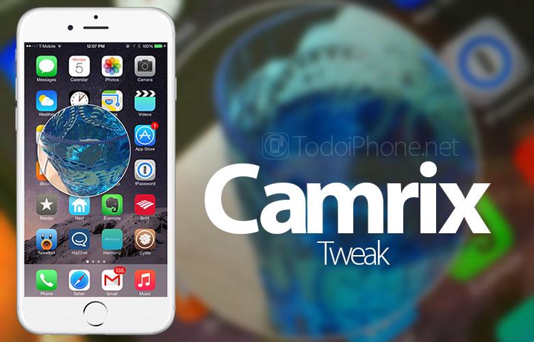 Camrix-iPhone-Tweak