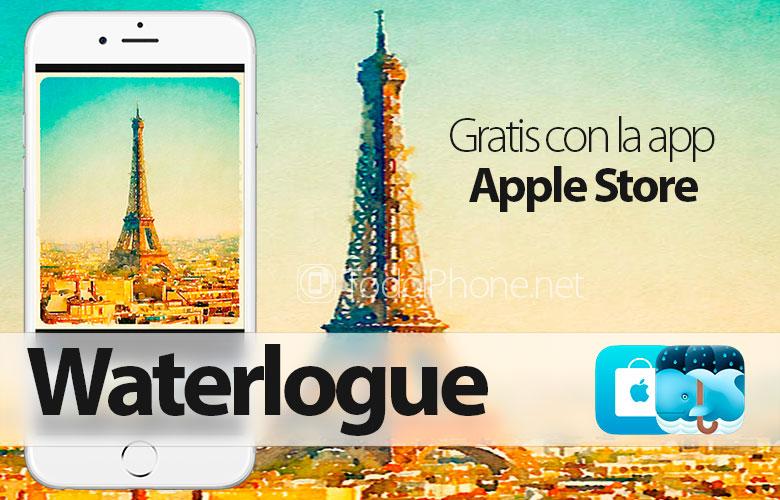 Waterlogue-Gratis-Apple-Store